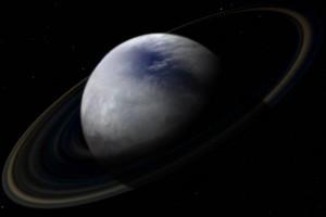 Blue Planet Reclined by Mark Harrison