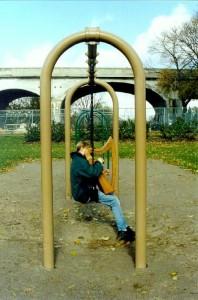 Harp Swing