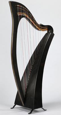38 String Delighty by Heartland Harps