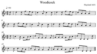 Woodicock, thumbnail (see print instructions below)
